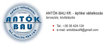 Antók-Bau Kft.